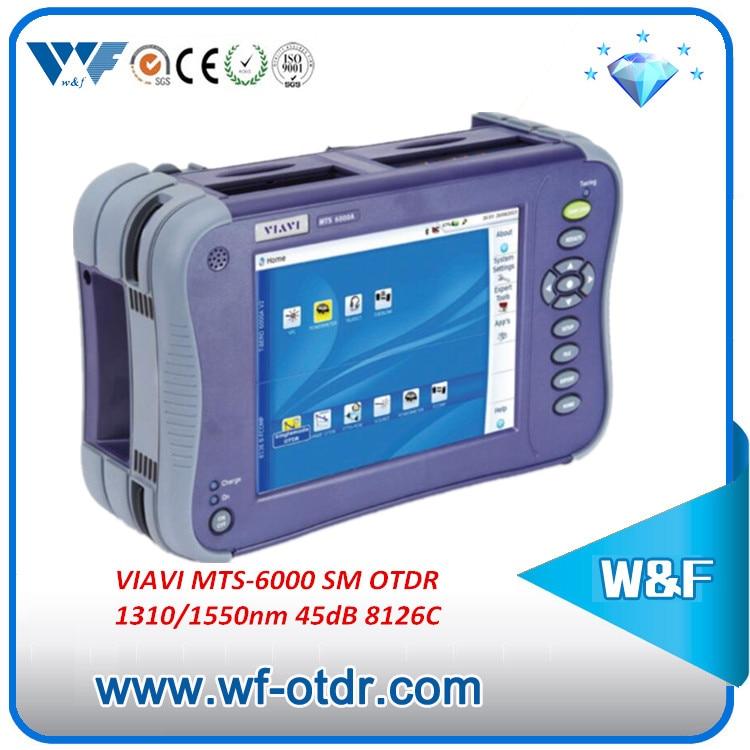 JDSU OTDR MTS-6000 45db for FTTH Network Maintenance
