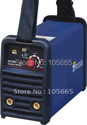 IGBT DC Inverter welding equipment MMA welding machine ZX7-200(ARC200) welder, Free shipping, Wholesale & retail, 4pcs 15% OFF