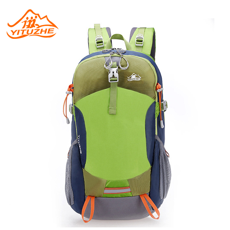 Waterproof Nylon Sports Bags Patchwork Panelled Outdoor Mountain Climbing Hiking Camping Backpack Teenage Girls Rucksack XA500WD blog flashlight outdoor 5led pocket strong waterproof 8 hours to illuminate mountain climbing camping p004