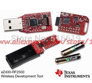 Free Shipping     EZ430-RF2500 (wireless CC2500) Wireless Learning Board Wireless Module Development Board