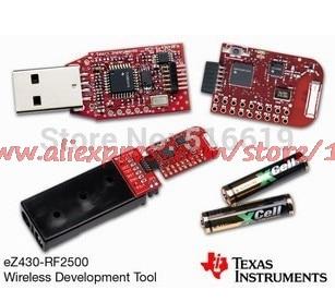 Free Shipping     EZ430-RF2500 (wireless CC2500) Wireless Learning Board Wireless Module Development Board