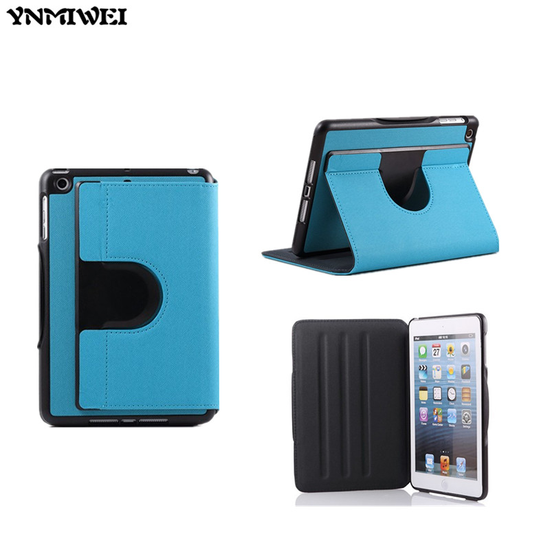 YNMIWEI For ipad mini case Cowboy Grain Leather Case For Apple iPad Mini 2 3 Stand Tablet Cover +protector+gift vintage wood grain style case for apple ipad mini 2 3 pu leather flip stand cover interchangeable for ipad mini 1 2 3 7 9 case