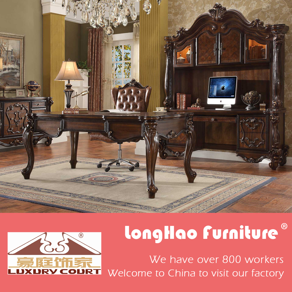 Traditional American Style Home Office Furniture -in
