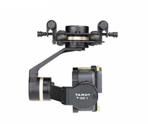 Таро 3D V Металл 3 оси PTZ карданный для Gopro Hero 5 камера Stablizer TL3T05 для FPV Дрон системы экшн Спортивная камера