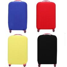 Neueste koffer schutzhüllen gelten für 18~30 zoll gehäuse, elastische reisegepäck decken strecken 4 farben