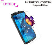 ocolor For Blackview BV6800 Pro Tempered Glass Steel Film Protective Screen Replacement Tempered Film For Blackview BV6800 Pro(China)