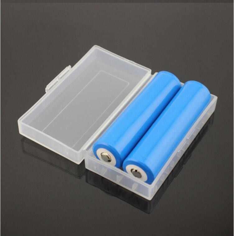 4 قطعة/الوحدة جديد للماء البطارية صندوق تخزين ل 18650 R123A 17670 LXY9