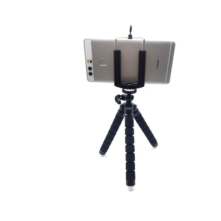 Univesal New 5in1 8X Zoom Phone Camera Lens Telescope with Flexible Tripod 3in1 lens Fisheye Lens Wide Lens Macro for smartphone 9