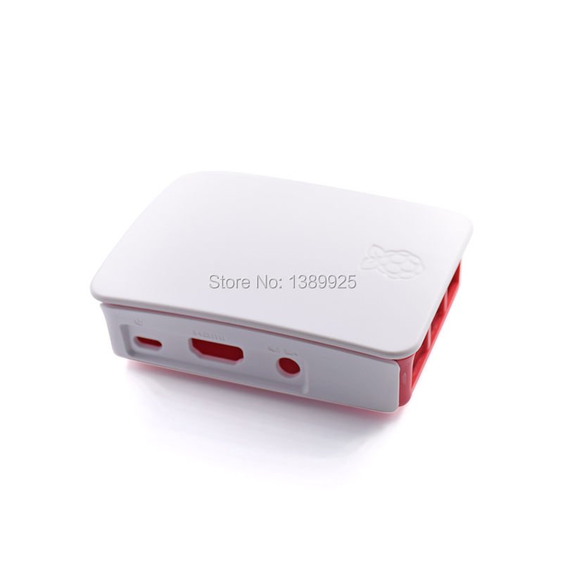 Hot Raspberry Pi 3 case Official ABS enclosure Raspberry pi 2 box shell from the Raspberry Pi Foundation