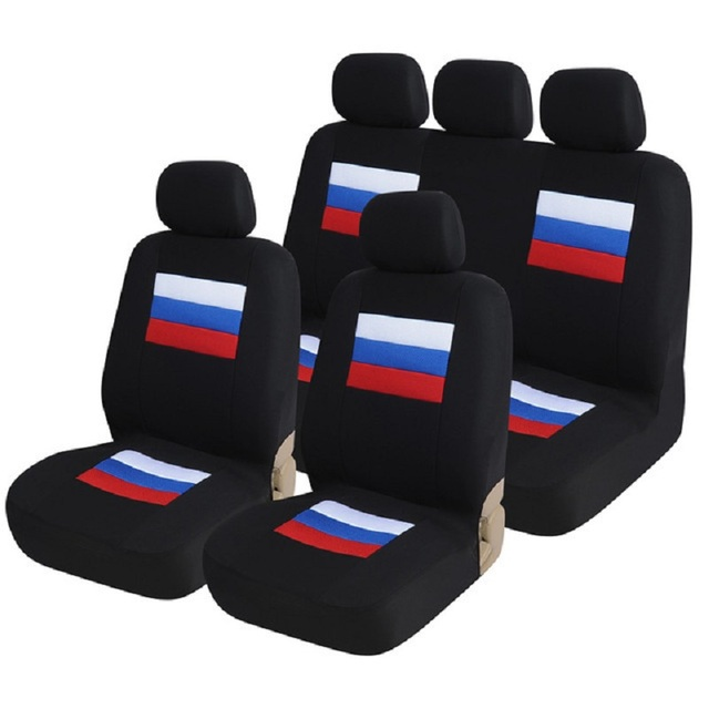2018 New Auto Seat Cover Car Styling Decoration Universal Protectors High Quality Full Set