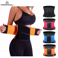 Women Hot Shapers Body Shaper Slimming Belt Girdles Firm Control Waist Trainer Cincher Plus Size S