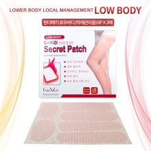 18PCS Lose Weight Slimming Leg Slim Traditional Chinese Patches Fat Burning Stick Tighten