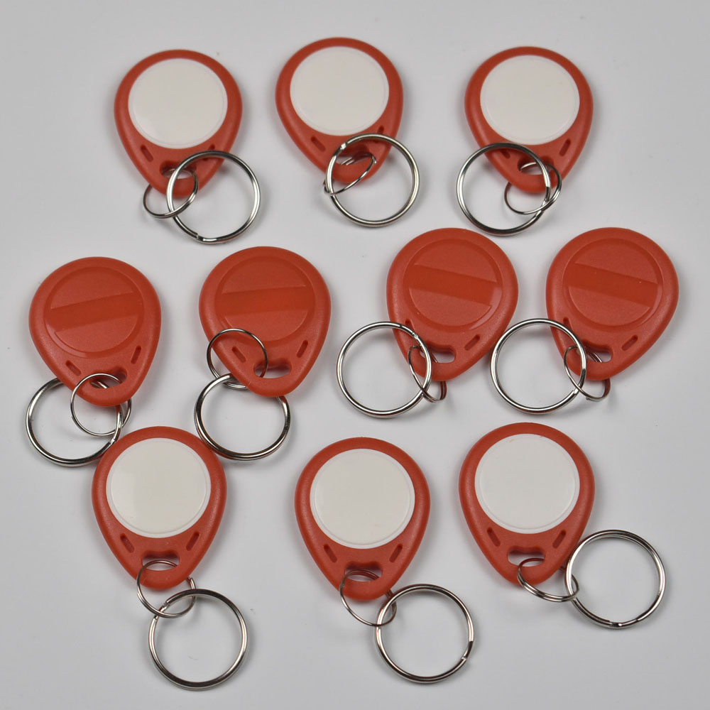 10pcs T5577 EM4305 Copy Rewritable Writable Rewrite Duplicate RFID Tag Can Copy EM4100 125khz card Proximity Token Keyfobs t5577 copy rewritable writable rewrite duplicate rfid tag can copy 125khz card proximity token keyfobs