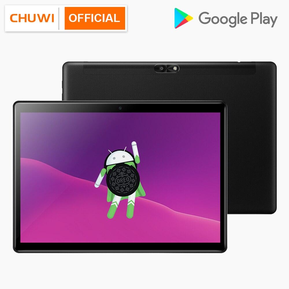 CHUWI Hi9 Air Android 8,0 tabletas MT6797 X20 Deca Core 4 GB RAM 64 GB ROM 10,1 pulgadas 2K pantalla 4G LTE Dual SIM llamada de teléfono tablet
