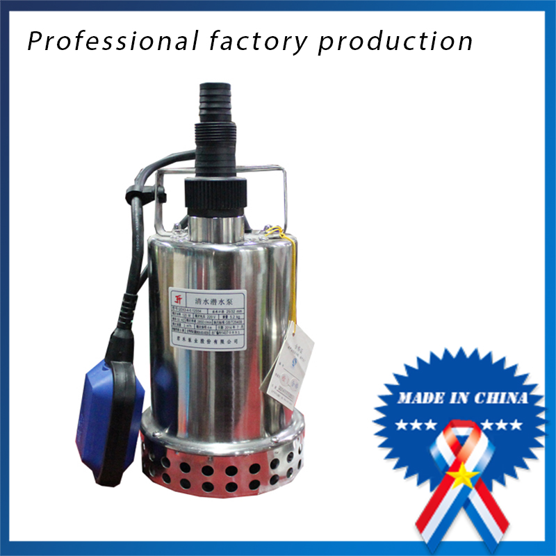8.5t/h 304 Stainless Steel Submersible Pump Dirty Clean Water Sump Pump цена и фото
