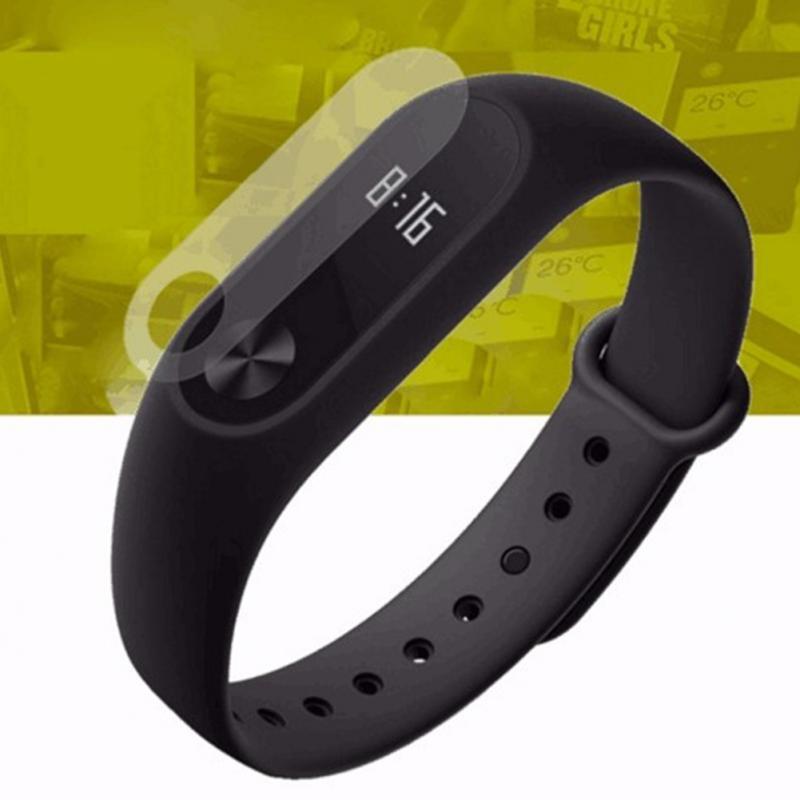 2pcs Screen Protector Ultra Thin Hd Film Smartband Anti Scratch For Miband 2 Smart Bracelet Wrsitband Accessory Camera & Photo Accessories