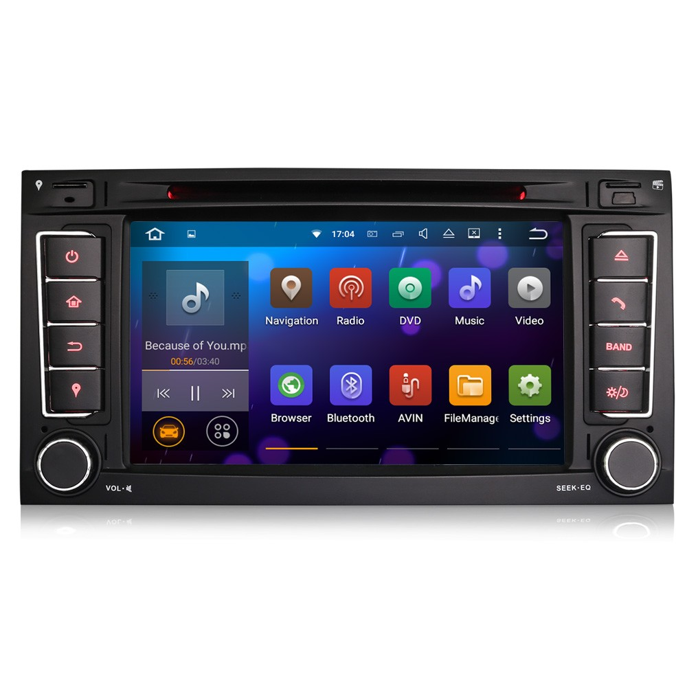 7 quad core android 5 1 1 car stereo audio headunit. Black Bedroom Furniture Sets. Home Design Ideas