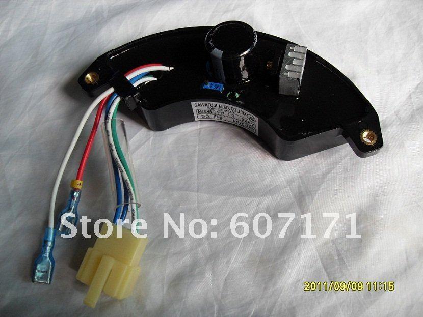 5kw 6 5kw Honda Quality Generator Avr  Ec6500 Elemax