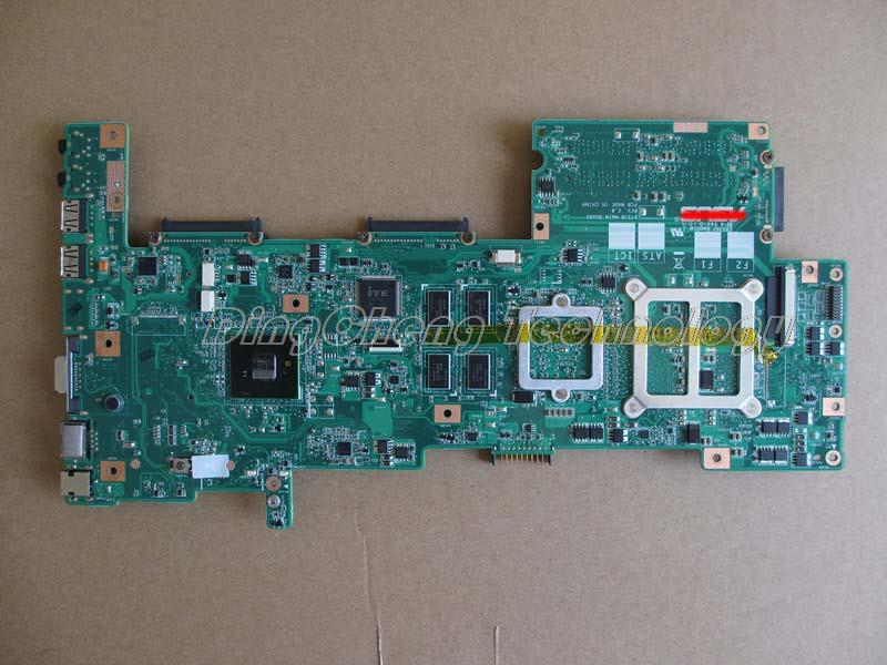 45 days Warranty  laptop Motherboard/mainboard for Asus K72JR non-integrated with ATI chip DDR3 100% tested Fully  for asus ux31a laptop motherboard ux31a2 rev4 1 2 0 mainboard with intel core i7 3537u 4gb fully tested 60 days warranty
