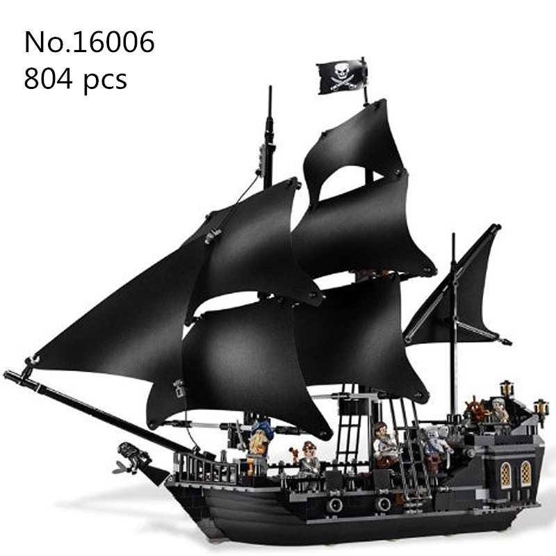 Building toy kit Imperial Warships+Black Pearl Ship+Queen Anne's revenge Pirate ShiP Compatible with lego 16006 22001 16009 lepin 22001 imperial warships 16006 black pearl ship 16009 queen anne s revenge pirates series toys clone 10210 4184 4195