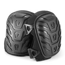 Knee-Pad Cushion Support Garden-Protector for Labor Insurance Black EVA