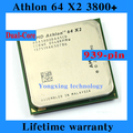 For Athlon 64 X2 3800+ 2.0GHz 1M Dual Core desktop processors PC CPU Socket 939 pin 3800