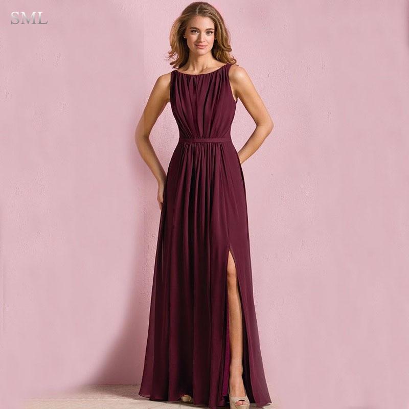 Lujo Vestidos De Fiesta Púrpura De Talla Grande Patrón - Ideas de ...