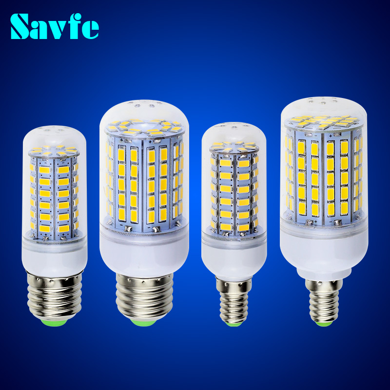 Christmas bombillas led corn bulb e27 smd 5730 lamparas - Bombilla led g9 ...