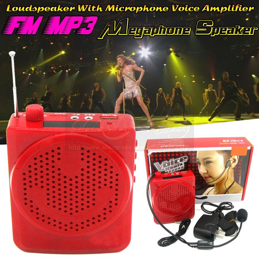 Mini HIFI Portable Speaker 25W FM Radio Wireless USb Amplifier Stereo Sound Box For PC Sport