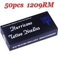 Sterilize Tattoo Needles 50PCS 9RM Round Magnum Tattoo Needles 316L Stainless Steel Professional Tattoo Machine Needles