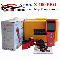 X100 EEprom Adapter IMMO&Mileage Combinations X 100 PRO X 100 Auto Key Programmer Updated Support (Asia,Europe,America) Cars