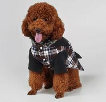 Autumn winter dogs cats coats apparel doggy warm soft jackets clothing puppy overcoat clothes pet dog cat outwear costume 1pcs