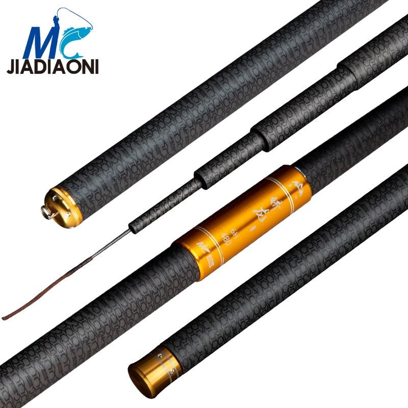 JIADIAONI Fishing-Tackle Taiwan Carbon-Fiber Superhard 6H