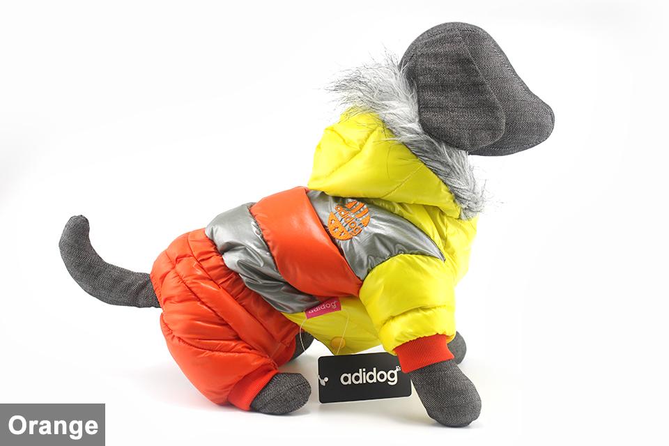 Chaqueta impermeable de invierno para perro 40