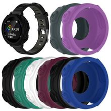 Smart Protector Case Silicone Skin Protective Case Cover For Garmin forerunner 235 For 735XT Sports Watch