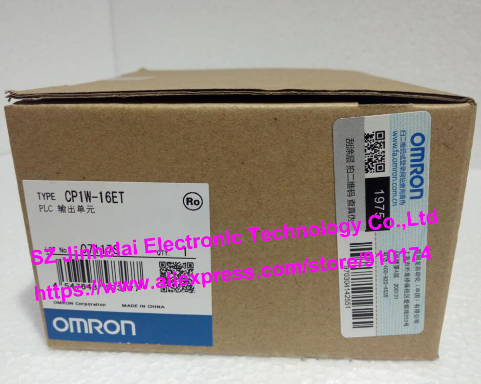 New and original CP1W-16ET OMRON PLC OUTPUT UNIT new and original cqm1 od212 omron plc output unit
