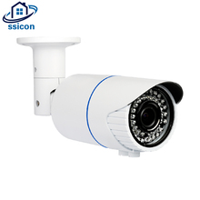 SSICON Waterproof 5MP Security AHD Camera SONY326 Sensor 2.8-12mm Lens IR 40M Night Vision Analog Video Camera With OSD Cable