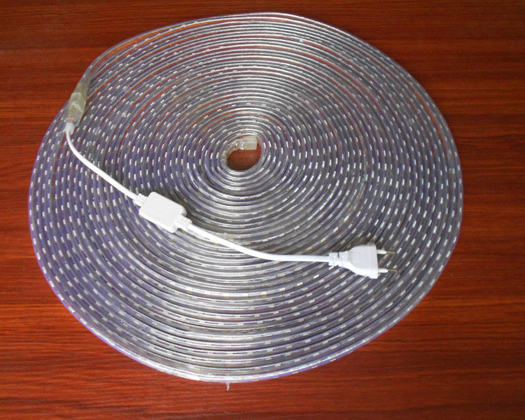 led rope light 20m led strip light 220v AC220V 230V 240VSMD