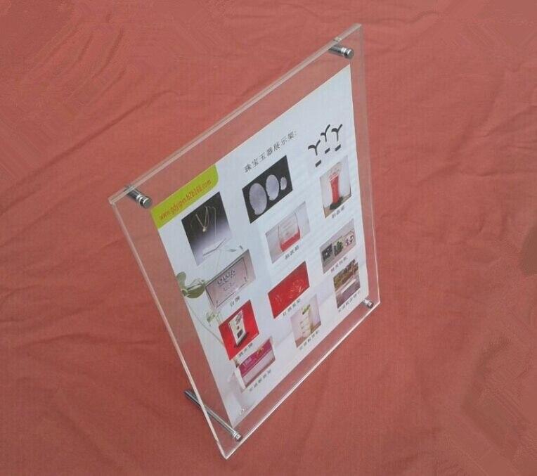 GT3167 A3) Acryl Bilderrahmen, Desktop Poster Bild Ständer Halter ...