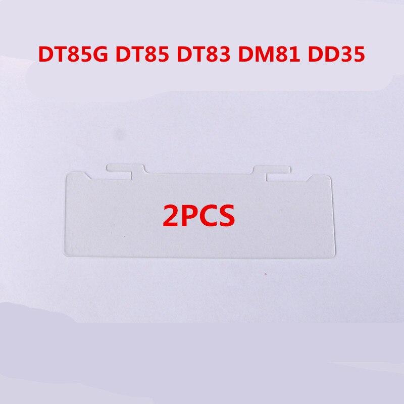 2pcs for Ecovacs Deebot Robot DT85G DT85 DT83 DM81 DD35 Dust Box keep off piece Vacuum Cleaner Parts 5set vacuum cleaner parts replacement 5 hepa filter 5 cotton for ecovacs dibea dt85 dt83 dm81 vacuum cleaner parts