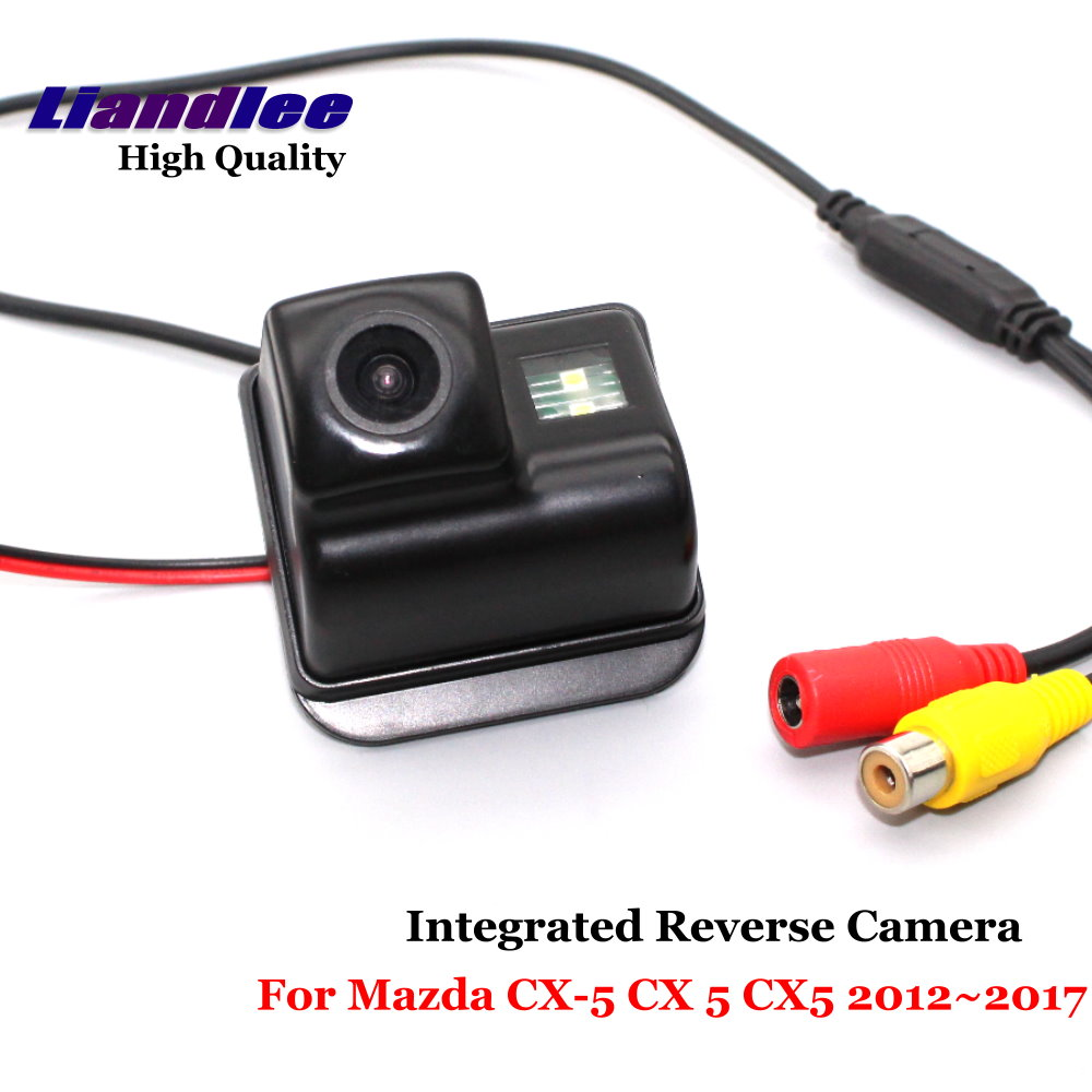 Car Backup Parking Camera <font><b>For</b></font> <font><b>Mazda</b></font> CX5 <font><b>CX</b></font>-<font><b>5</b></font> <font><b>CX</b></font> <font><b>5</b></font> <font><b>2012</b></font>-2017 <font><b>2012</b></font> 2013 2014 2015 <font><b>2016</b></font> AUTO Rear View Rearview Reverse Camera HD image