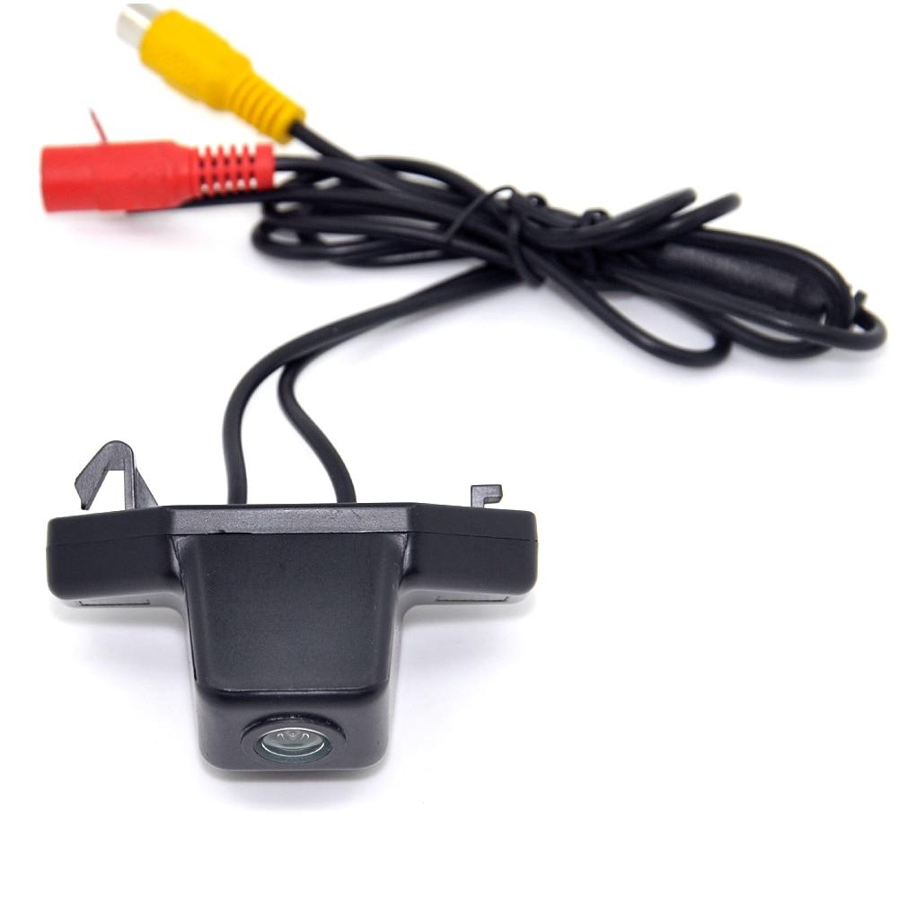Провода Беспроводной заднего вида обратный резервный Камера для CCD Honda CRV 2007-2013 Odyssey 2008 2011 новое Fit hatackback
