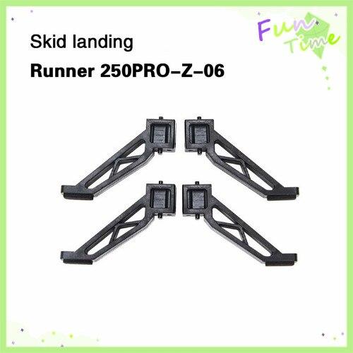 Walkera Runner Pro Parts Skid Landing Runner 250PRO-Z-06 Runner 250 Pro Spare Part