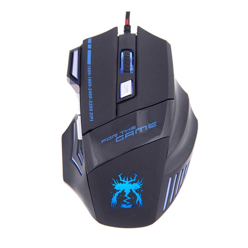 Ordinateur périphériques Snigir marque Filaire Optique USB Ordinateur Portable optique souris de jeu PC portable Souris gamer pour dota2 sem fio
