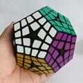 Mais novo Shengshou 4x4 Cubo de Velocidade Cubo Magico Megaminx Mestre Kilominx Magic Cube Enigma Educacional Toy Drop Shipping
