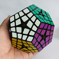 Newest Shengshou 4x4 Megaminx Master Kilominx Speed Cube Cubo Magico Educational Toy Drop Shipping Magic Cube Puzzle