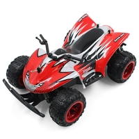 Brand New RC Cars 1:22 4WD RC Off road Car Vehicle Toy RTR 20km/h 2.4GHz 4CH with Brake Low Voltage Protection Kids Xmas Gifts