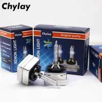 2Pcs D1S D2S D2R D3S HID Bulb Xenon Headlight Bulbs 4300k 5000k 6000k 8000k D1C D2C D3C Auto Car Light Xenon Kit Lamp 35W 12V