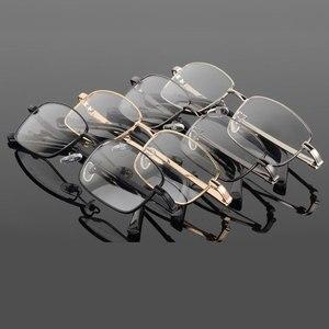 Image 5 - Reven Jate 処方合金光学眼鏡フレーム 4 オプション色眼鏡送料アセンブリと処方レンズ