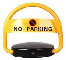 Remote Control Automatic Car Park Barrier Bollard Parking Saver / Blockade -no battery цена и фото